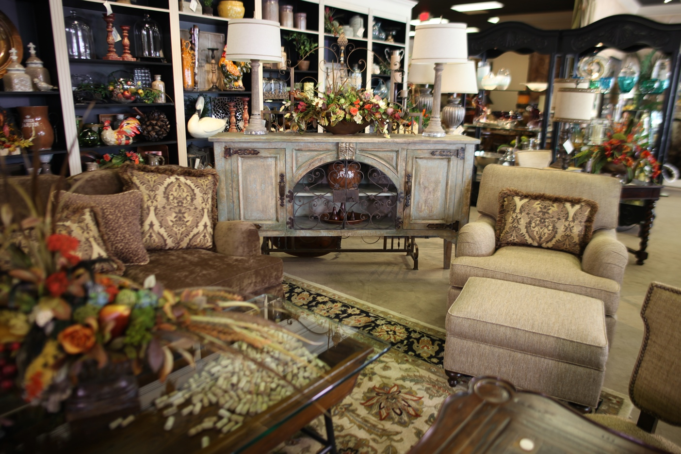 Home Decorating Gallery M Fatheree Interiors In The Woodlands Tx
