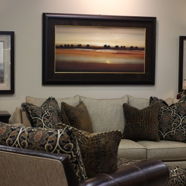 Living room furniture in The Woodlands, TX